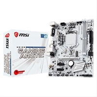 Placa Base Msi 1151- 8G H310m Gaming Arctic Gen8/ 9