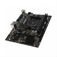 Placa Base Msi Am4 A320m Pro- Vd/ S