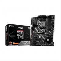 Placa Base Msi Am4 X570- A Pro