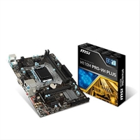Placa Base Msi H110m Pro- Vh Plus Socket 1151 Ddr4