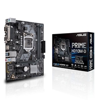 Placa I3/ I5/ I7 Asus Prime H310m- D . . .