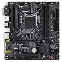 Placa I3/ I5/ I7 Gigabyte H370m- D3h . . .