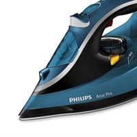 Plancha Philips Azur Pro Gc4881/ 20 Negra Y Azul