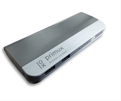 Power Bank Primux 10000Mah Portátil