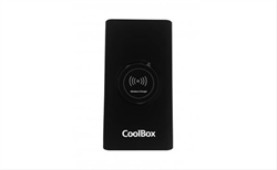 Power Case Powerbank Qi Coolbox 8000Mah    . . .