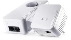 Powerline Devolo Plc Dlan 550 Duo+  Starter Kit . . .