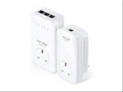 Powerline Wifi Tp- Link Av1300 Kit . . .