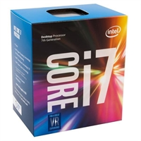 Procesador Intel Core I7- 7700 3. 60 . . .