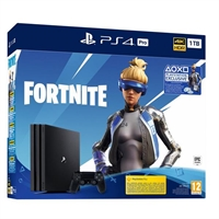 Ps4 Pro 1Tb +  Lote Neo Versa Fortnite +  Pavos