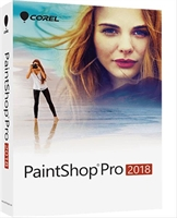 Corel Paintshop Pro 2018 Ml Mini . . .
