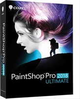 Corel Paintshop Pro 2018 Ultimate . . .