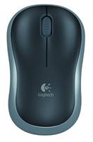Ratón Logitech Wireless M185 Negro