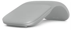 Ratón Microsoft Arc Touch  Bluetooth Perp Gris