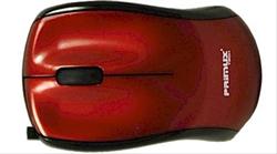 Ratón Primux M305 Usb Rojo 3D . . .