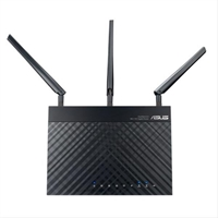 Router Inalámbrico Asus Rt- Ac1750 Doble Banda . . .