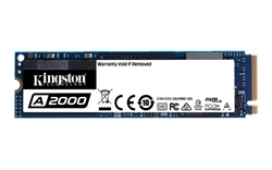 Kingston A2000 M. 2 500Gb Pci Express 3. 0 Nvme