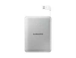 Samsung Power Bank 8. 4 Mah Plata . . .