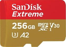 Sandisk Ext Microsdxc 256Gb+ Sd . . .
