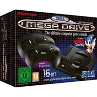 Sega Megadrive Mini Consola Retro