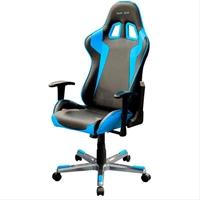 Silla Dxracer F- Series Oh/ Fe00/ Nb Negra- Azul -  . . .
