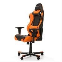 Silla Dxracer R- Series Oh/ Re0/ No Negra- Naranja