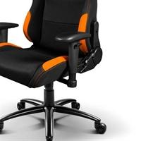 Silla Gaming Drift Dr100 Negra/ Naranja