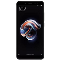 Smartphone Xiaomi Redmi Note 5 4G 32Gb Black Eu·