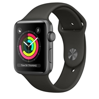 Smartwatch Apple Watch Series 3 38Mm  Gris . . .