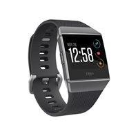 Smartwatch Fitbit Ionic Negro/ Gris Bluetooth