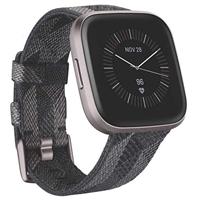 Smartwatch Fitbit Versa 2 Edición Especial Textil . . .
