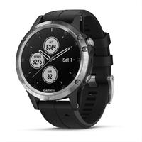 Smartwatch Garmin Fenix 5 Plus Negro/ Plata