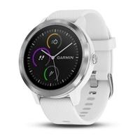 Smartwatch Garmin Vivoactive 3 Plata/ Blanca