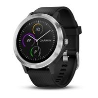 Smartwatch Garmin Vivoactive 3 Plata/ Negra