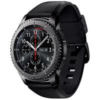 Smartwatch Samsung Gear S3 Frontier Gris Espacial