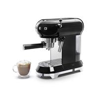 Smeg Ecf01bleu Cafetera Espresso Retro Negra