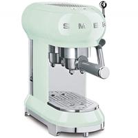 Smeg Ecf01pgeu Cafetera Espresso Retro Verde Menta