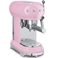 Smeg Ecf01pkeu Cafetera Espresso Retro Rosa