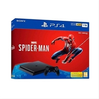 Consola Sony  Ps4 Slim 1Tb Black +  . . .