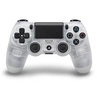 Mando Inalámbrico Dual Shock 4 Sony Ps4 Crystal