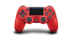 Sony Mando Ps4 Dual Shock 4 Magma . . .