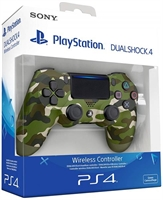 Sony Mando Ps4 Dual Shock 4 Verde . . .
