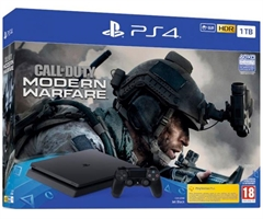 Consola Sony Playstation 4 Slim 1Tb Pack Call Of . . .