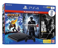 Sony Playstation 4 Slim 1Tb Pack . . .