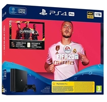 Sony Ps4 Pro 1Tb +  Fifa 20 Ultimate Team +  Ps . . .