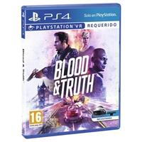 Sony Videojuego Para Ps4 Blood And . . .