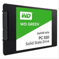 Ssd Western Digital Wd Green Sata 2. 5´´ 240Gb