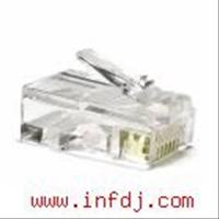 Standard Conector Rj45 Bolsa 100Uds