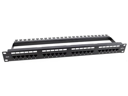 Standard Patch Panel 24 Puertos . . .