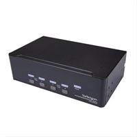 Startech 4 Port Kvm Switch -  4K60  . . .