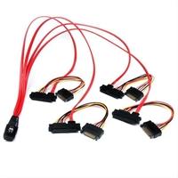 Startech Cable 50Cm Sas Serial . . .